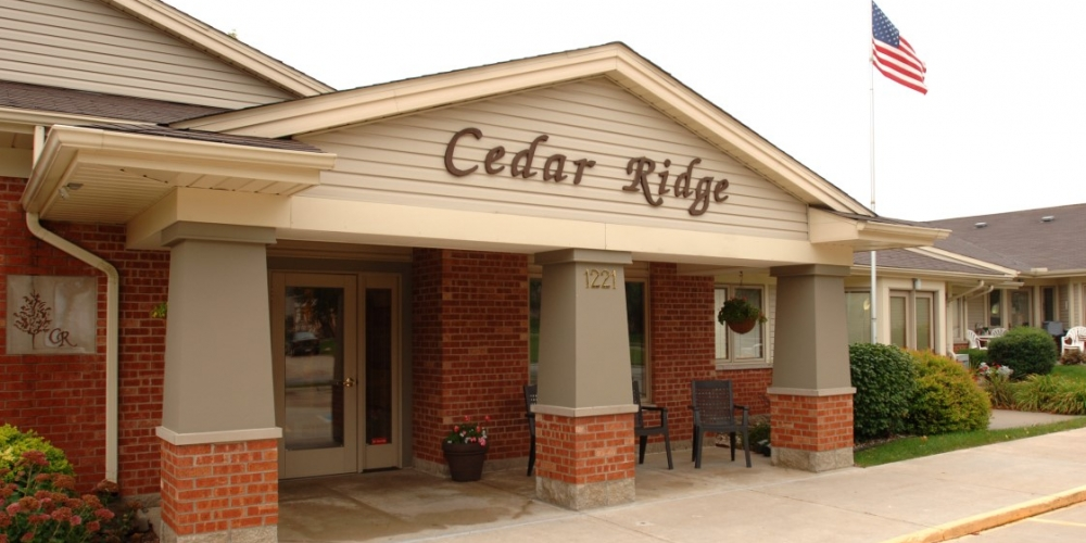 cedar ridge independent living